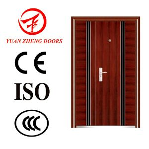 Stainless Double Entrance Door for Main House pictures & photos