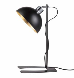 New Hot Black Steel Living Room Table Lamps (KAMT6164-BGD) pictures & photos