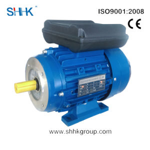 Aluminum Housing AC Motors Single Phase pictures & photos