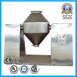 Low Temperature Double Cone Rotary Vacuum Dryer pictures & photos