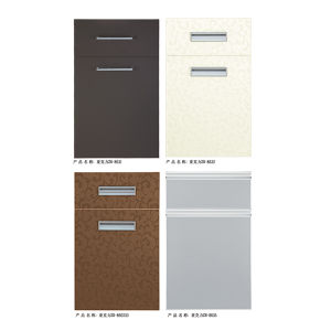 Wholesale Cheap Modern Kitchen Cabinet (with hardware) pictures & photos