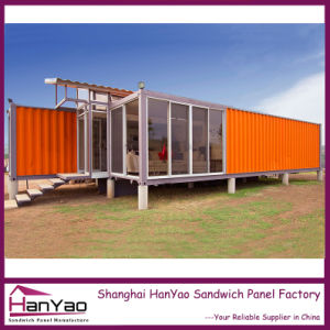 High Quality Customized Luxury House Container House of Hope pictures & photos