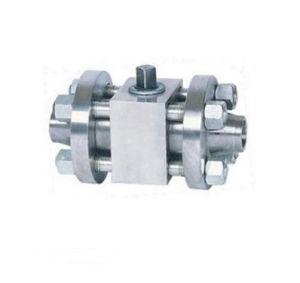 Butt Welding High Pressure Forged Steel Ball Valve pictures & photos