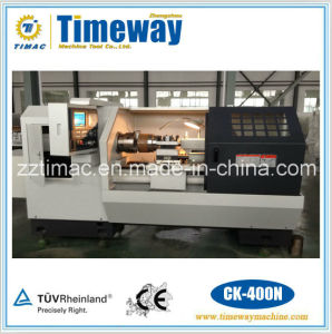 Flat Bed CNC Lathe Machine (CK-400N/500N) pictures & photos