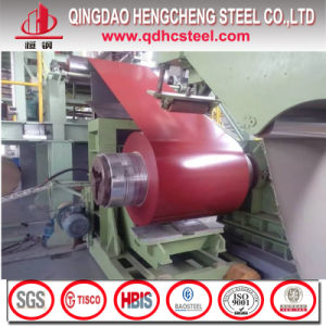 Colorful Prepainted Cold Roll Steel Sheets in Coil pictures & photos