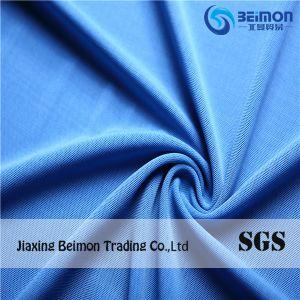 Modern Plain Dyed Nylon Spandex Mesh Fabric pictures & photos