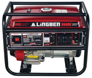 3000W Portable Generators Petrol Generator with CE (LB4000DX-A, 3KW)