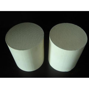 Compact Cordierite Monolith Honeycomb Ceramic Substrate pictures & photos