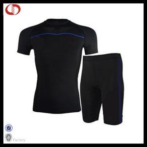 Custom Sport Compression Suit for Men pictures & photos
