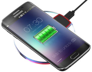 Wireless Charger for Samsung Note 6 and S6 Plus pictures & photos