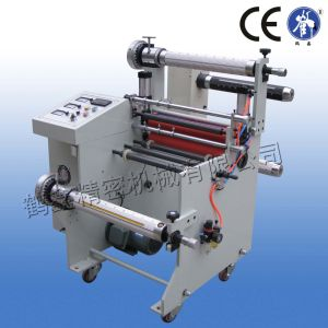 Hexin 420mm Electric Sticker Lamination Machine pictures & photos
