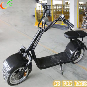 1000W Big Power 60V 12ah Battery E Scooter for Adult pictures & photos