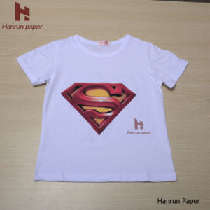 A3/ A4 Size Inkjet PU Film Heat Transfer Paper for Cotton T-Shirt and Cotton Fabric pictures & photos