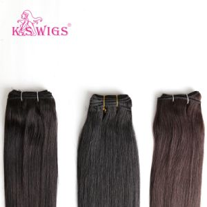 Remy Virgin Hair 100% Brazilian Human Hair Weft pictures & photos