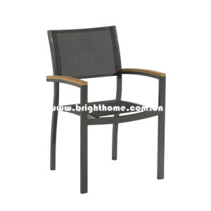Hot Sale Aluminum Textilene Outdoor Chair pictures & photos