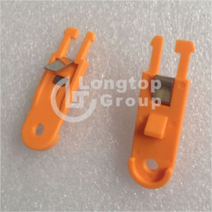 NCR ATM Parts Selfserv Slide Snap Latch Orange 009-0023328 pictures & photos