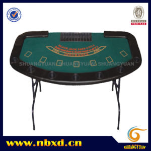 Poker Table for 8persons (SY-T06) pictures & photos
