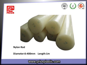 Prior Nylon Round Bar with White Color pictures & photos