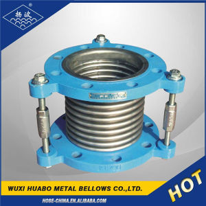 Metal Bellows Expansion Joint with Flange End pictures & photos
