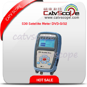 High Performance S30 Satellite Meter DVB-S/S2 pictures & photos
