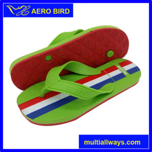 Durable and High Quality PE Slippers for Men pictures & photos