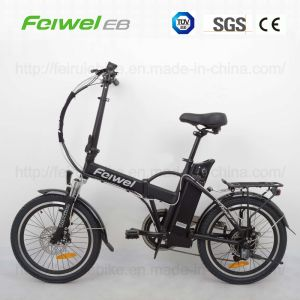 36V Electric Folding Bike with TUV pictures & photos