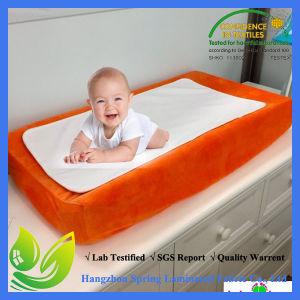 Waterproof Bamboo Vibrating Mattress Pad pictures & photos