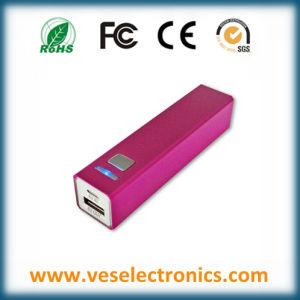 Aluminum Alloy Square Portable Power Bank for Mobile Phone pictures & photos