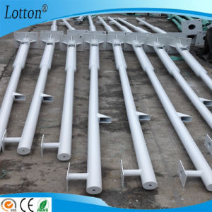 Custom Manufactured Street Lighting Pole