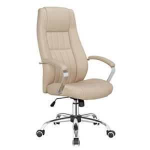 High Back Fashionable Swivel Leather Ergonomic Office Chair (FS-8815H) pictures & photos