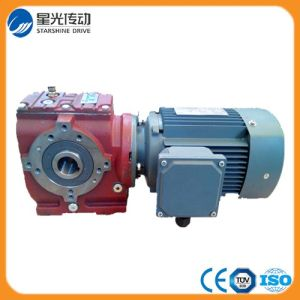 S Series Helical Worm Gearmotor pictures & photos