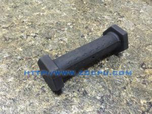 Hardware Unlock Plastic Handle for Car & Door with Nut pictures & photos