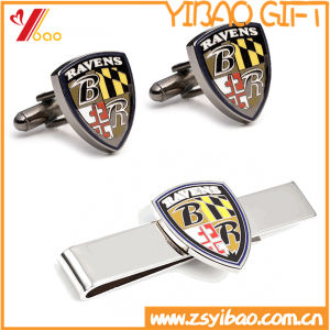 High Quality Custom Cufflink for Promotional Gifts (YB-cUL-13) pictures & photos
