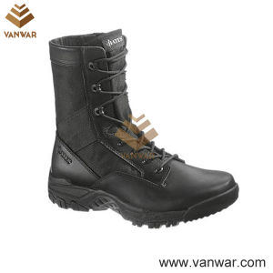 Hot Sale Tactical Military Boots with Steel Toe Cap (WTB024) pictures & photos