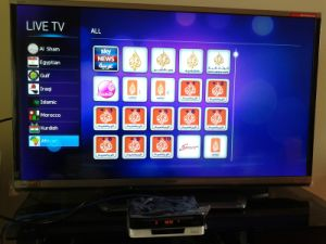 Arabic Box IPTV Receiver (HP608D-B) pictures & photos