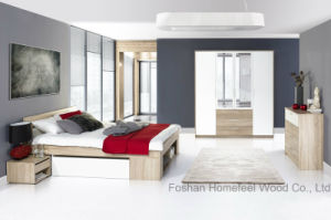 Customized Wooden Bedroom Furniture Sets (HF-EY08267) pictures & photos