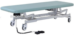 AG-Ecc03 Foot Pedal Hospital Medical Electric Examination Table pictures & photos