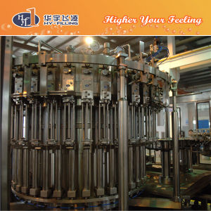 Hy-Filling Pet Bottle Draft Beer Filling Machine pictures & photos