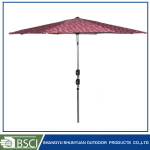 Printed Polyester Outdoor Umbrella -Sy8382