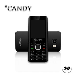 2.4 Inch Unlocked Phone Quad Band Dual SIM Camera Flashlight FM Bluetooth pictures & photos