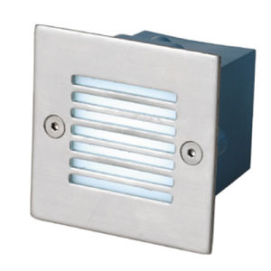Outdoor Square LED Stair Recessed Light pictures & photos