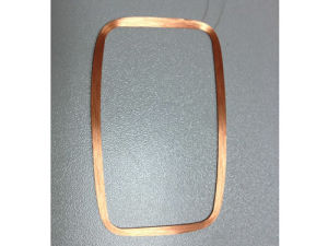 IC Card Coil ID Card Reader Coil Antenna Coil Copper Coil pictures & photos