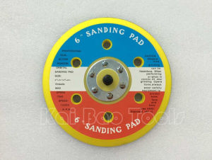 150mm Sanding Backing Pad with 6 Holes pictures & photos