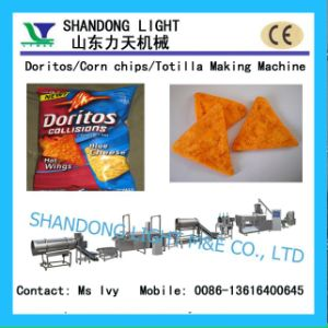 New Electric Full Automaic Frying Compound Potato Chips Machine pictures & photos