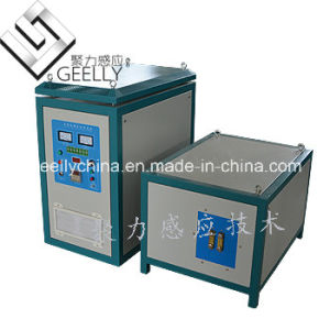 70kw Medium Frequency Induction Forging Furnace for Heating Shaping Steel Bar pictures & photos