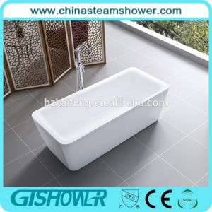 Rectangle Adult Movable Bathtub (BL1003T) pictures & photos
