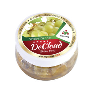 2015dekang Decloud (white grape fruits) for Hookah-Shisha