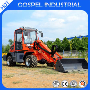 Excellent Quality Small 3 Tons Front Loader