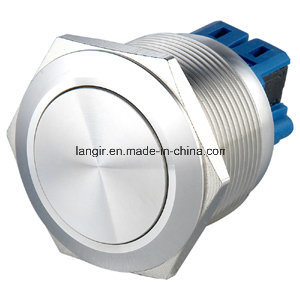 25mm Momentary 2no2nc Vandal Resist Push Button Switch pictures & photos
