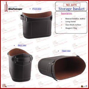 New Design Decoration Storage Basket (6474) pictures & photos